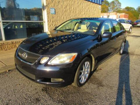 2007 Lexus GS 350 for sale at Southern Auto Solutions - Georgia Car Finder - Southern Auto Solutions - 1st Choice Autos in Marietta GA