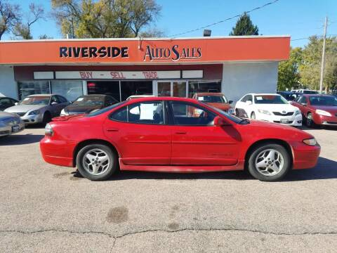 2003 Pontiac Grand Prix for sale at RIVERSIDE AUTO SALES in Sioux City IA