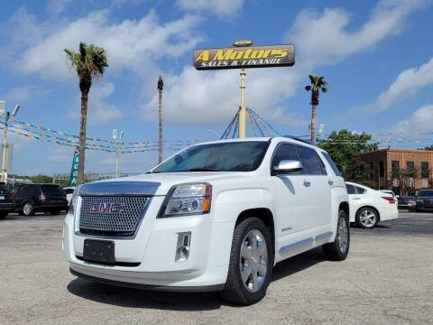 2014 GMC Terrain for sale at A MOTORS SALES AND FINANCE in San Antonio TX