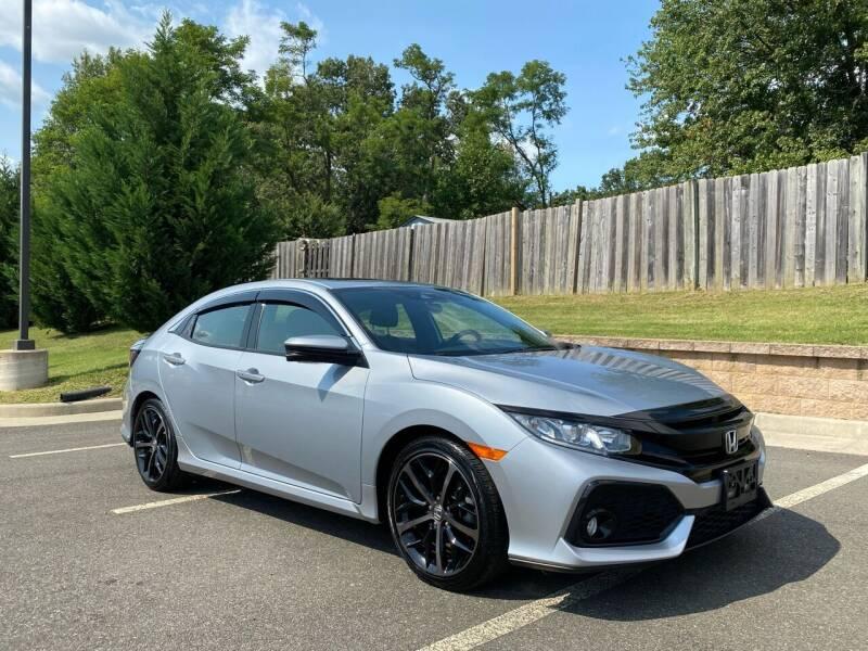 2019 Honda Civic for sale at Superior Wholesalers Inc. in Fredericksburg VA