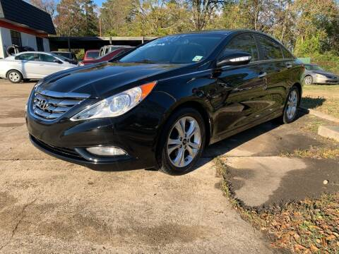 2011 Hyundai Sonata for sale at C & P Autos, Inc. in Ruston LA