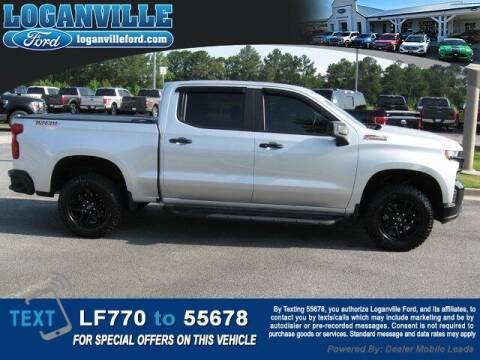 2020 Chevrolet Silverado 1500 for sale at Loganville Ford in Loganville GA