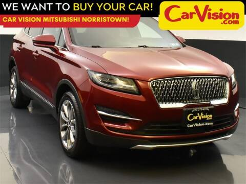 2019 Lincoln MKC for sale at Car Vision Mitsubishi Norristown in Norristown PA