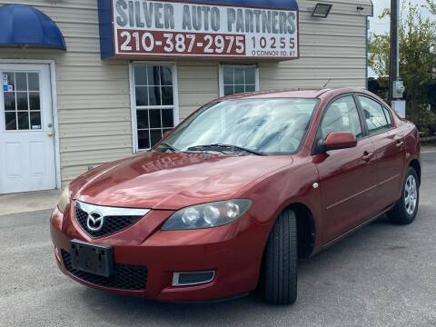 2009 Mazda MAZDA3 for sale at Silver Auto Partners in San Antonio TX