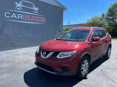 2015 Nissan Rogue for sale at Carbucks in Hamilton OH
