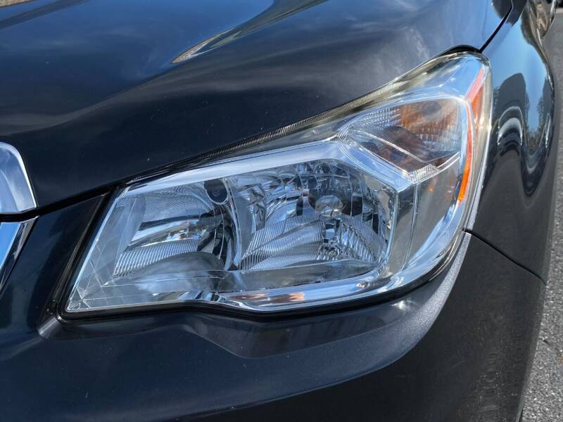2016 Subaru Forester AWD 2.5i Premium 4dr Wagon CVT - Harrisonburg VA