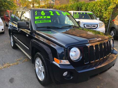 2010 Jeep Patriot for sale at James Motor Cars in Hartford CT
