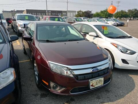 2011 Ford Fusion for sale at Tower Motors in Brainerd MN