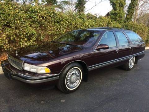 1996 Buick Roadmaster for sale at Haggle Me Classics in Hobart IN
