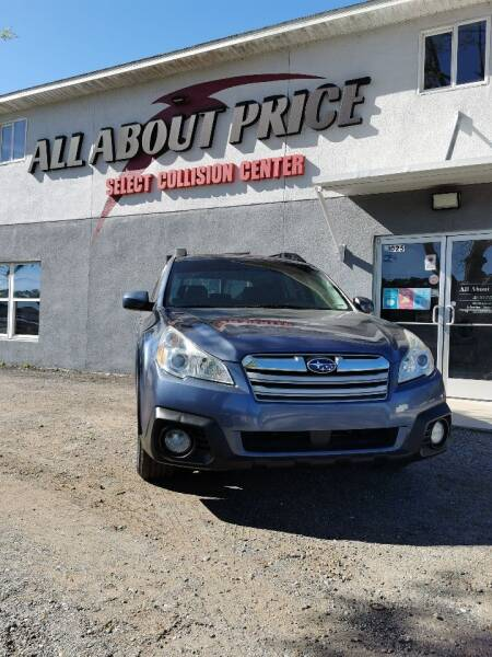 2013 Subaru Outback for sale at All About Price in Bunnell FL