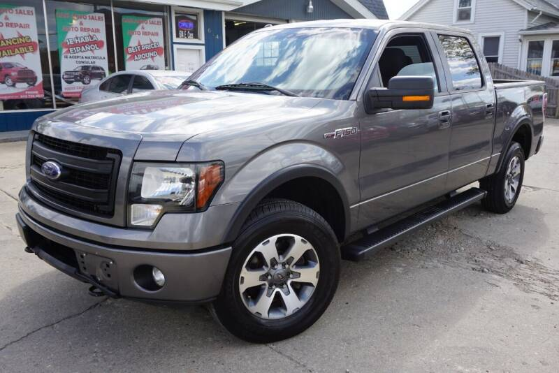 2013 Ford F-150 for sale at Cass Auto Sales Inc in Joliet IL