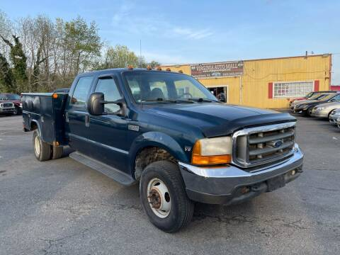 1999 Ford F-350 Super Duty for sale at Virginia Auto Mall in Woodford VA