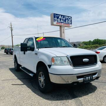 2008 Ford F-150 for sale at Capital Auto Sales in Carson City NV