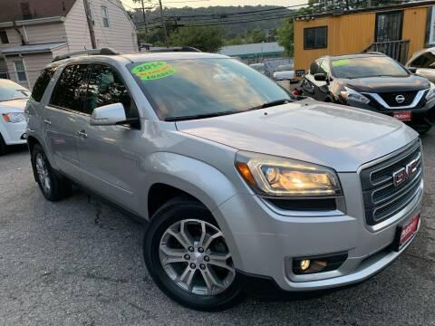 2014 GMC Acadia for sale at Auto Universe Inc. in Paterson NJ