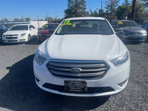 2018 Ford Taurus for sale at Velascos Used Car Sales in Hermiston OR