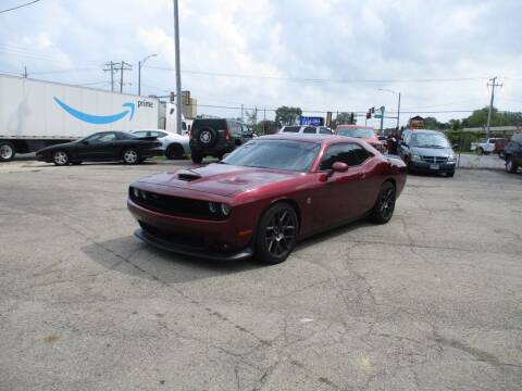 2019 Dodge Challenger for sale at RJ Motors in Plano IL
