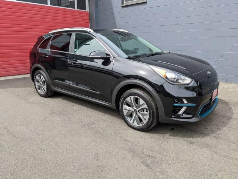 2019 Kia Niro EV for sale at Paramount Motors NW in Seattle WA