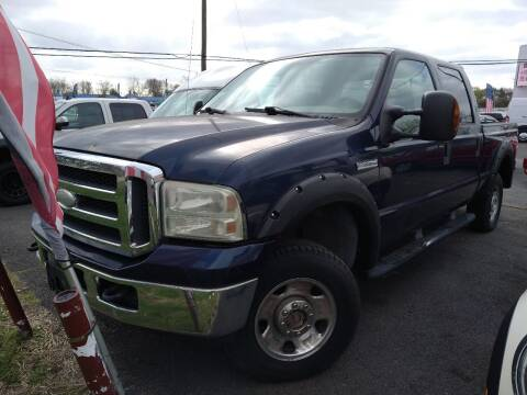 2005 Ford F-250 Super Duty for sale at P J McCafferty Inc in Langhorne PA