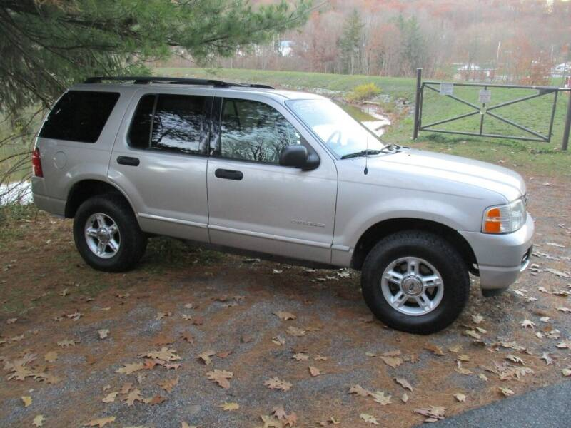 2004 Ford Explorer for sale at W.R. Barnhart Auto Sales in Altoona PA