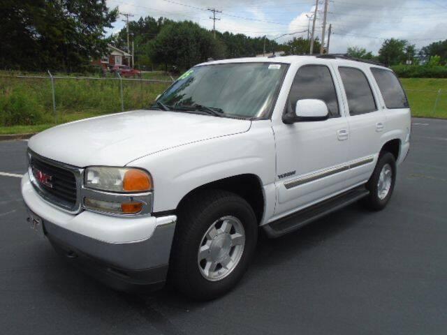 2005 GMC Yukon for sale at Atlanta Auto Max in Norcross GA