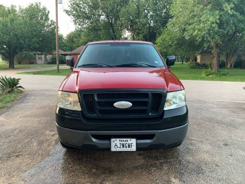 2007 Ford F-150 for sale at CARWIN MOTORS in Katy TX