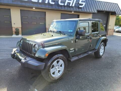 2007 Jeep Wrangler Unlimited for sale at I-Deal Cars in Harrisburg PA