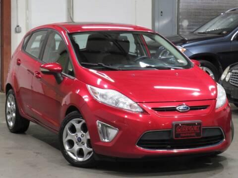 2011 Ford Fiesta for sale at CarPlex in Manassas VA