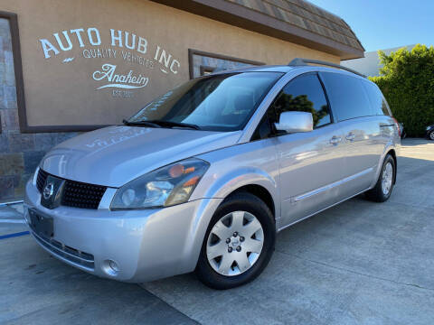 2005 Nissan Quest for sale at Auto Hub, Inc. in Anaheim CA