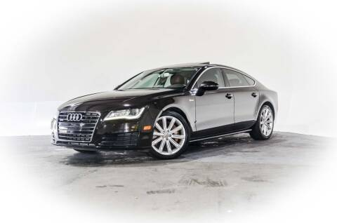 2012 Audi A7 for sale at CarXoom in Marietta GA