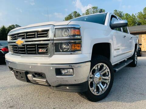 2014 Chevrolet Silverado 1500 for sale at Classic Luxury Motors in Buford GA