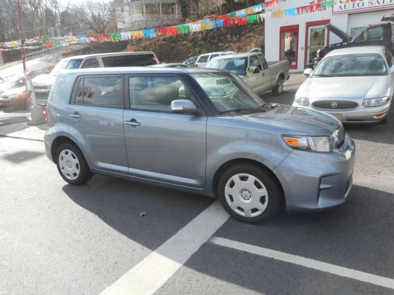 2012 Scion xB for sale at Ricciardi Auto Sales in Waterbury CT