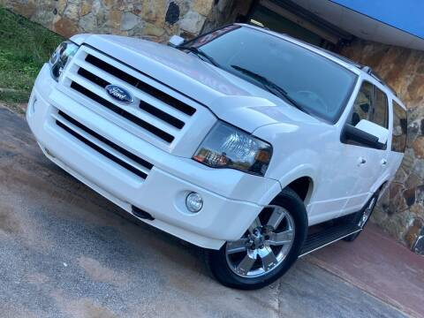 2010 Ford Expedition EL for sale at Atlanta Prestige Motors in Decatur GA