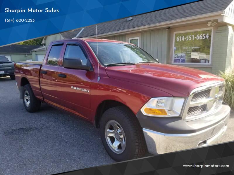 2011 RAM Ram Pickup 1500 for sale at Sharpin Motor Sales in Columbus OH