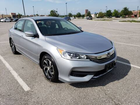 2017 Honda Accord for sale at Auto Hub in Grandview MO