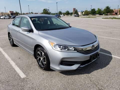 2017 Honda Accord for sale at Auto Hub in Grandview MO