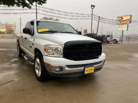 2008 Dodge Ram Pickup 1500 for sale at Russell Smith Auto in Fort Worth TX