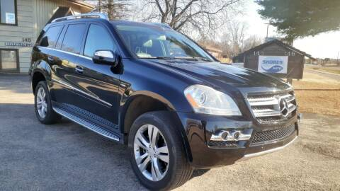 2010 Mercedes-Benz GL-Class for sale at Shores Auto in Lakeland Shores MN