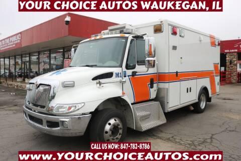2011 International DuraStar 4300 for sale at Your Choice Autos - Waukegan in Waukegan IL