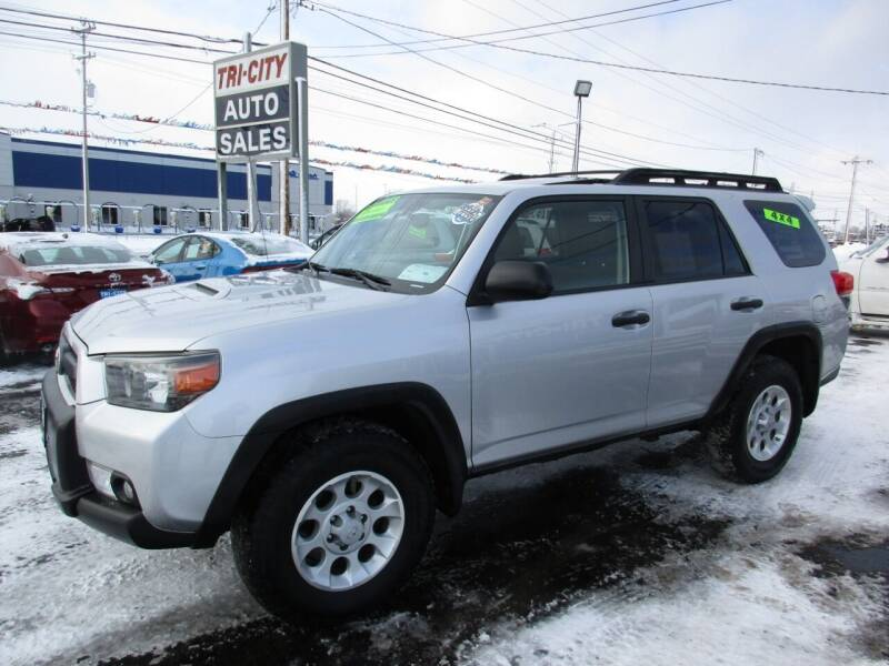 2011 Toyota 4Runner for sale at TRI CITY AUTO SALES LLC in Menasha WI