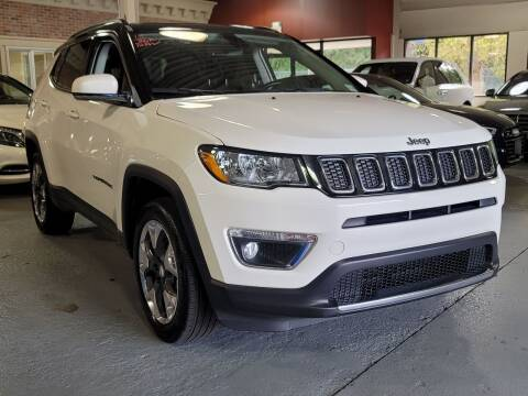 2019 Jeep Compass for sale at AW Auto & Truck Wholesalers  Inc. in Hasbrouck Heights NJ