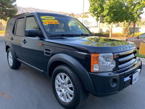 2006 Land Rover LR3 for sale at Select Auto Wholesales in Glendora CA