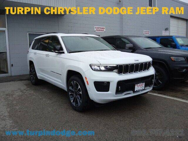 2021 Jeep Grand Cherokee L for sale in Dubuque, IA