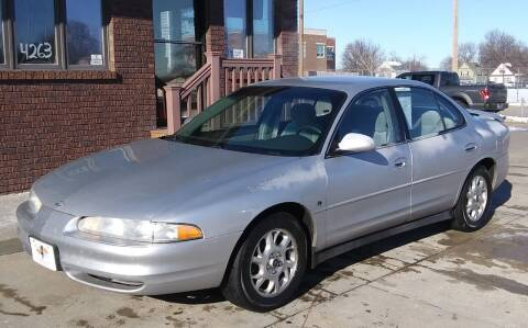 2002 Oldsmobile Intrigue for sale at CARS4LESS AUTO SALES in Lincoln NE