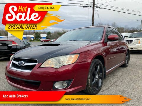 2009 Subaru Legacy for sale at Ace Auto Brokers in Charlotte NC