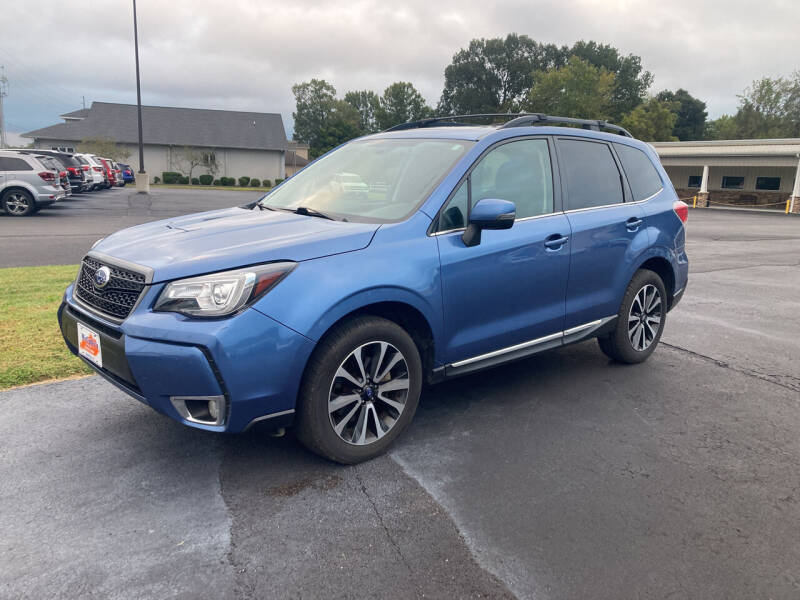 2017 Subaru Forester for sale at McCully's Automotive - Trucks & SUV's in Benton KY