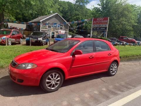 2006 Suzuki Reno for sale at Korz Auto Farm in Kansas City KS