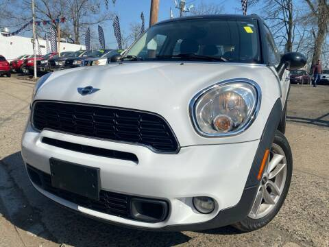 2013 MINI Countryman for sale at Best Cars R Us in Plainfield NJ