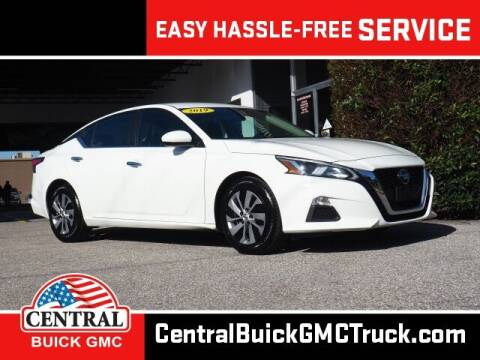 2019 Nissan Altima for sale at Central Buick GMC in Winter Haven FL