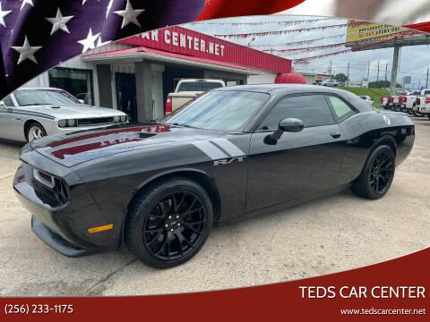 2012 Dodge Challenger for sale at TEDS CAR CENTER in Athens AL