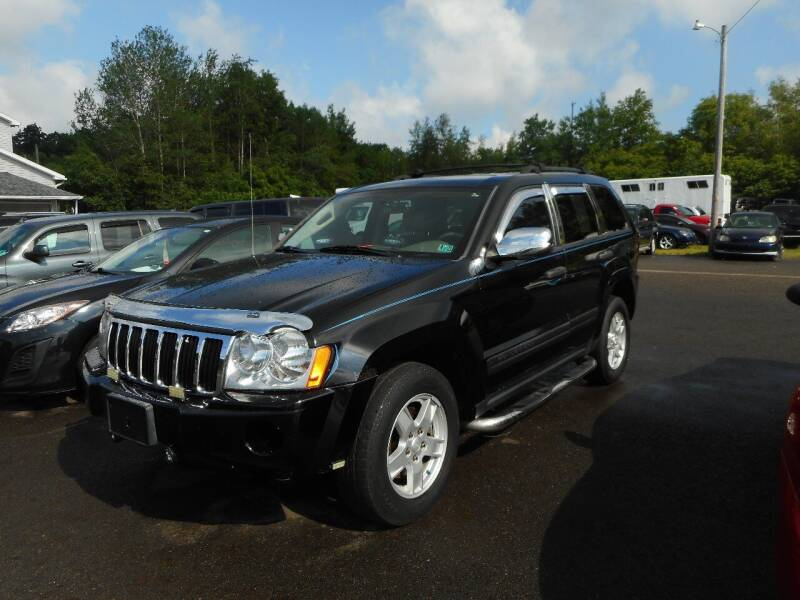 2006 Jeep Grand Cherokee for sale at Automotive Toy Store LLC in Mount Carmel PA